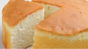 Eggless Vanilla Premium Cake Premix