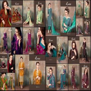Winter Shawl Fabric Unstitched Dailywear Salwar Suit