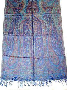Fashionable modal jacquard shawls