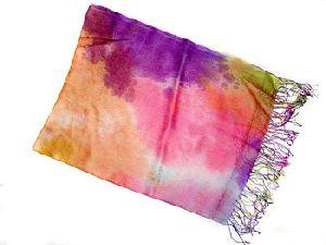 Tye-Dye shawls