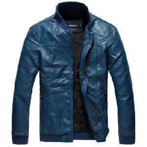 Leather Jacket Blazer