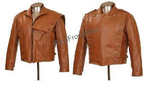 Rocketeer Style Leather Jackets