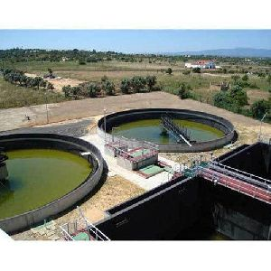 Biological Sewage Treatment Plant
