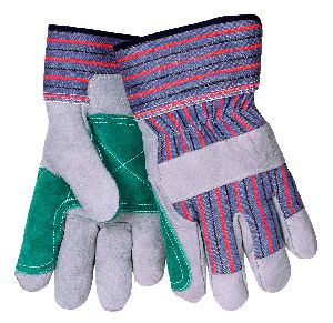 Canadian Double Palm Safety Gloves
