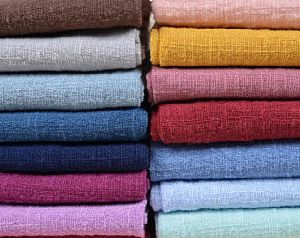 Coloured Cotton Fabric