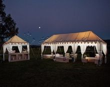 Lining Outdoor Tent