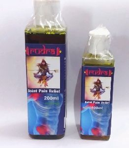 Rudra Back Pain Relief Oil