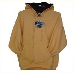 Fleece Hooded Sweat Jacket With Kangaroo T-shirt