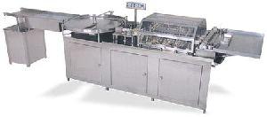 Automatic Linear Vial Washing Machine