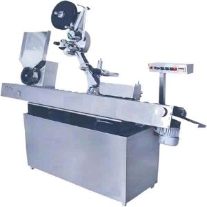 High Speed Automatic Ampoule Sticker Labeling Machine