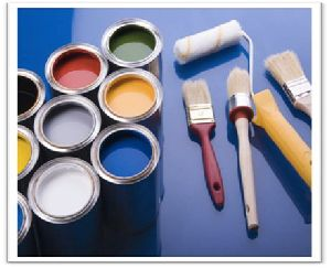 Industrial Polyurethane Paint