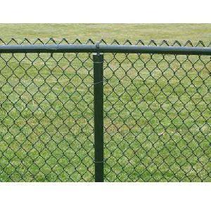 Chain Link Garden Fence