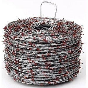 High Tensile Barbed Wires