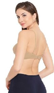7eb5b6beb0c Padded Underwired Strapless Balconette T-shirt Bra