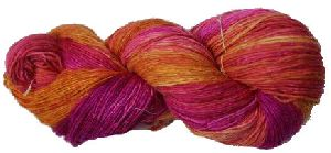 100% Pure Mulberry Raw Silk - 3 Ply Great For Knitting, Crochet, Weaving, Mixed Media