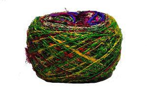 Tussah Silk Yarn 2 Ply (2/70) 50 Gms- 3000 Yards