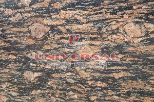 Fire Red Granite Slab