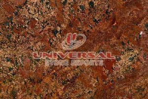 Volcano Red Granite Slab