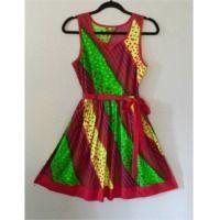 Empire Line Indian Cotton Dresses