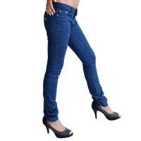 Ladies Skinny Leg Designer Jeans