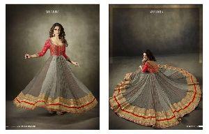 Mugdha Designer Embroidered Gown