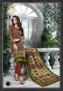 Siya Emily Pure Cotton Printed Salwar Kameez