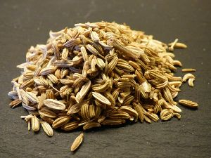 Uncleaned Fennel Seeds