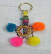 Key Ring Key Chain Tassel