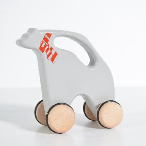 Bear Push Toy