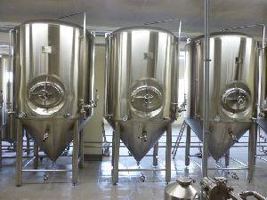 Distillery Storage Tanks