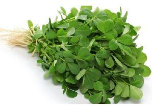 Organic Methi Leaves