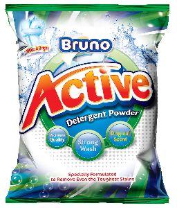Bruno Active Detergent Powder