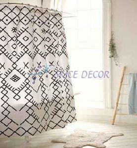 Designer Printed Curtain