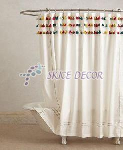 Fancy Printed Curtain