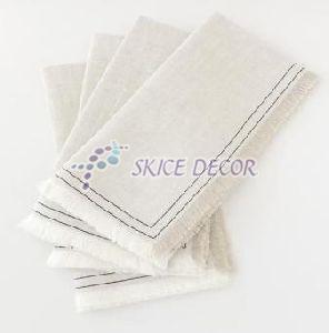 Plain Linen Tablecloth