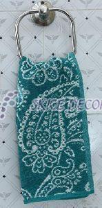 Sea Green Hand Towel