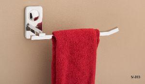 M-203 Stainless Steel One Side Open Towel Hanger