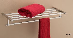 M-301 Stainless Steel Towel Rack