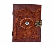 Vintage Leather Handmade Diary