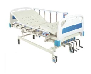 Deluxe Motorized 5 Function Icu Bed