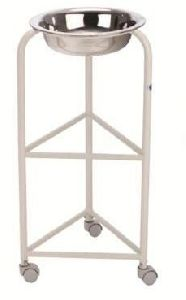 Stainless Steel Single Tier Bowl Stand