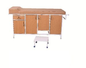 Without Gas Spring Examination Ward Care Bed