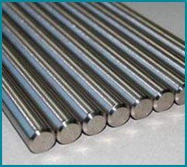 Titanium Alloys Round Bars