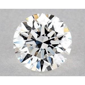 2.00 Ct 8.60 Mm Round Cut White J Color Vvs Loose Moissanite For Ring