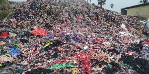 Polyester Cloth Waste