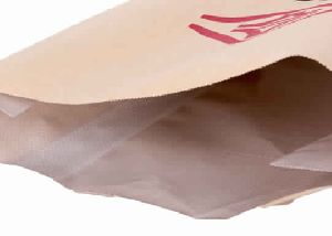 Pp Woven With Kraft Laminated Dunnage Bag