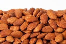 Brown Almonds Nuts