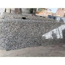 Polished P White Granite Slab