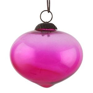Queen Pink Turnip Christmas Hanging