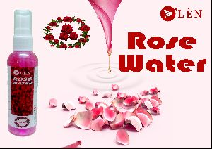 Rose Water - Spray Pump - Pink
